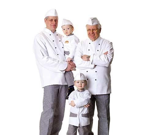 Bors - mein Bäcker - Tradition
